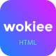Free Download Wokiee - Ecommerce HTML Template Nulled