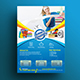 Laundry Service Flyer Template - GraphicRiver Item for Sale