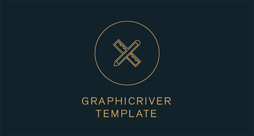 Graphicriver Template