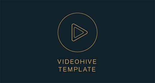Videohive Template