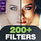 200 Color Grading Filters - VideoHive Item for Sale
