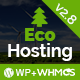 EcoHosting | Responsive Hosting and WHMCS WordPress Theme - ThemeForest Item for Sale
