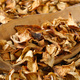 bowl of dried mushrooms - PhotoDune Item for Sale