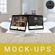 Desktop Mockup - GraphicRiver Item for Sale