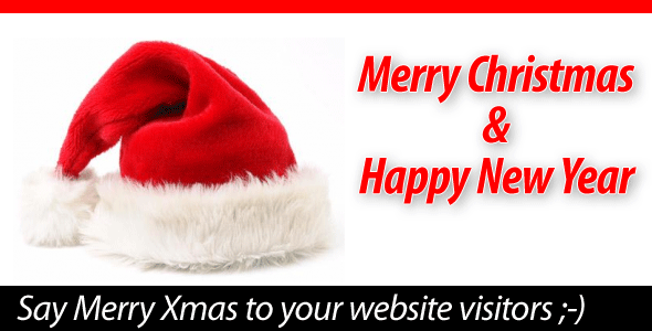 Christmas eCard Animation - CodeCanyon Item for Sale