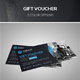 Office Gift Voucher - GraphicRiver Item for Sale