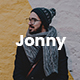 Jonny - Personal  WordPress Theme - ThemeForest Item for Sale