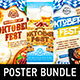 Oktoberfest Festival Poster Bundle vol.3 - GraphicRiver Item for Sale