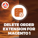Delete Order Extension For Magento 1 - CodeCanyon Item for Sale