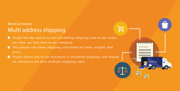 WordPress WooCommerce Table Rate Shipping            Nulled