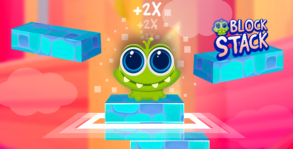 Block Stack Jump   Android Game   Cocos2D-X 3.16   Android Studio - CodeCanyon Item for Sale