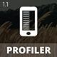 Profiler | PhoneGap & Cordova Mobile App - CodeCanyon Item for Sale