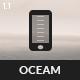 Oceam | PhoneGap & Cordova Mobile App - CodeCanyon Item for Sale