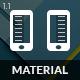 Materialish | PhoneGap & Cordova Mobile App - CodeCanyon Item for Sale