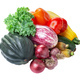 Pile of vegetables isolated - PhotoDune Item for Sale