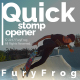 Quick Stomp Opener - VideoHive Item for Sale