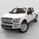 Ford F-150 XLT Truck 2018 - 3DOcean Item for Sale
