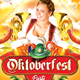 Oktoberfest Party - GraphicRiver Item for Sale