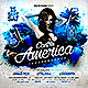 Centro America Independence Day Party Flyer - GraphicRiver Item for Sale