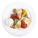 Warm veal salad with vegetables. - PhotoDune Item for Sale