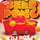 Beer Pong Party Poster / Flyer - GraphicRiver Item for Sale