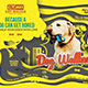 Dog Walker Flyer - GraphicRiver Item for Sale