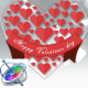Romantic Hearts Opener - Apple Motion - VideoHive Item for Sale