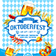 Oktoberfest Festival Poster vol.9 - GraphicRiver Item for Sale