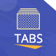 Boot Tabs  - Ultimate Tabs for Bootstrap 4+ Framework - CodeCanyon Item for Sale