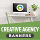 Creative Agency  HTML5 Banners - 7 Sizes - CodeCanyon Item for Sale