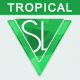 Positive Tropical House