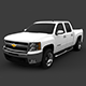 Chevrolet silverado 1500 z71 - 3DOcean Item for Sale