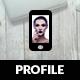 Profile | PhoneGap & Cordova Mobile App - CodeCanyon Item for Sale