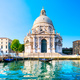 Venice grand canal, Santa Maria della Salute church landmark at - PhotoDune Item for Sale