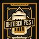 Oktober Fest Flyer - GraphicRiver Item for Sale