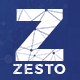 Free Download Zesto | Bootstrap4 Multipurpose Corporate HTML Template Nulled