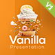 Vanilla Food and Culinary P-Graphicriver中文最全的素材分享平台