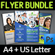 Corporate Flyer Bundle Template Vol.6 - GraphicRiver Item for Sale
