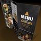 Restaurant A4 Tri-Fold Vol 46 - GraphicRiver Item for Sale