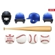Set of Baseball Equipment - GraphicRiver Item for Sale