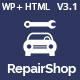 Car Repair & Auto Mechanic - ThemeForest Item for Sale