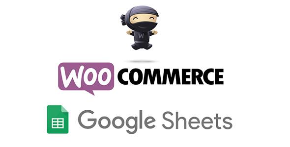 WooCommerce Google Spreadsheet Addon            Nulled