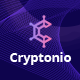 Cryptonio - Bitcoin ICO Cryptocurrency Landing Page HTML Template - ThemeForest Item for Sale