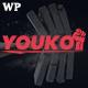 Youko - Martial Arts WordPress Theme - ThemeForest Item for Sale