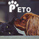 Peto - Pets and Vets Shop WooCommerce WordPress Theme - ThemeForest Item for Sale