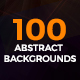 100 Abstract Background Bundle - GraphicRiver Item for Sale