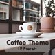Coffee Theme Lightroom Desktop and Mobile Presets - GraphicRiver Item for Sale