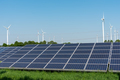 Solar panels and wind power plants - PhotoDune Item for Sale