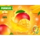 Mango Juice Advertising Package Design - GraphicRiver Item for Sale