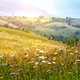 Beautiful summer sunrise in the Carpathian mountains. Ukraine, E - PhotoDune Item for Sale
